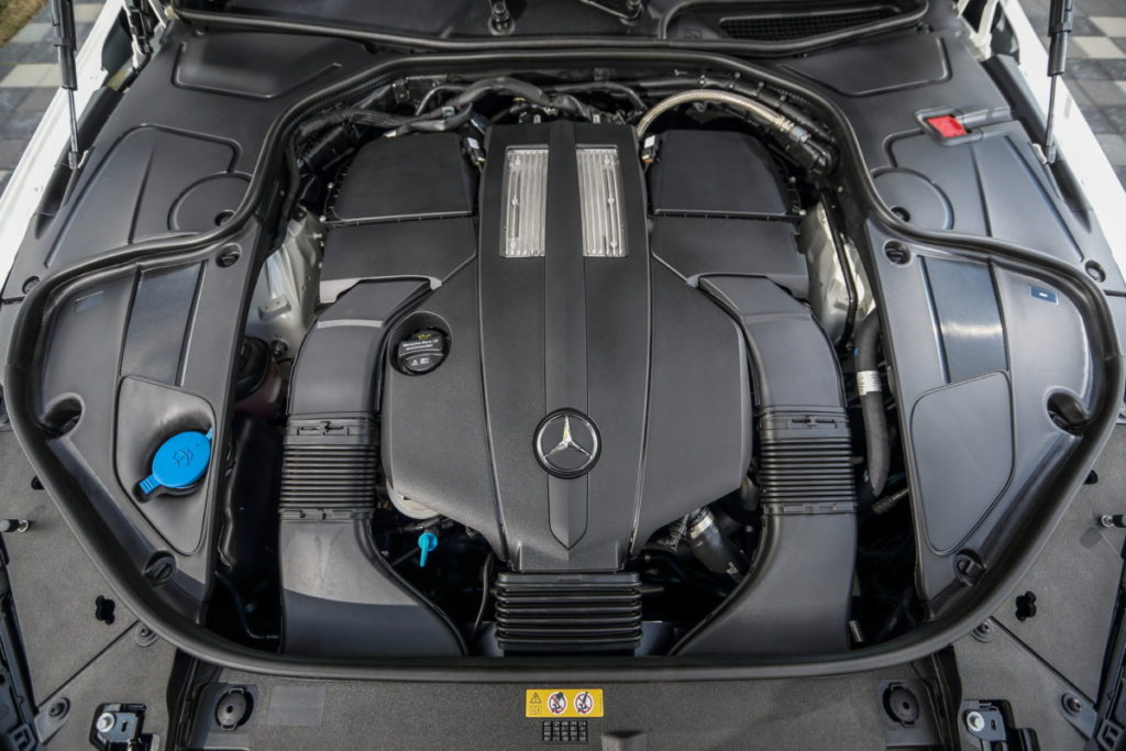 Mercedes redefines luxury and performance with new S-class line-up 3