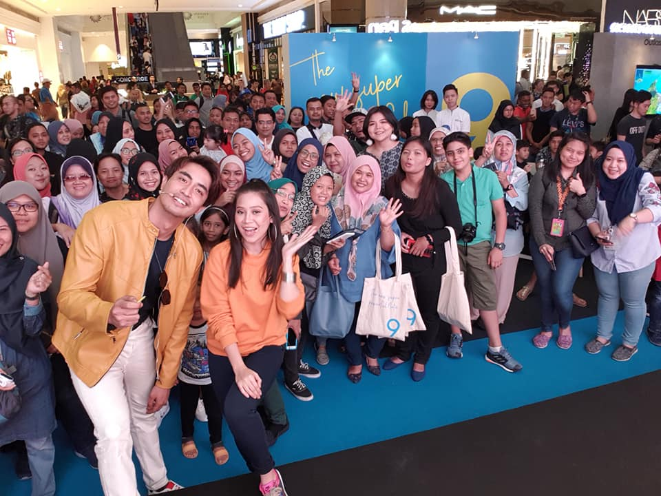 Crowds throng Galaxy Note9 roadshow at KLCC 3