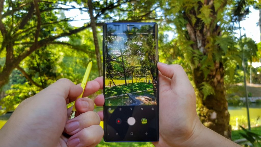 Samsung Galaxy Note9 review - Redefining Excellence 10