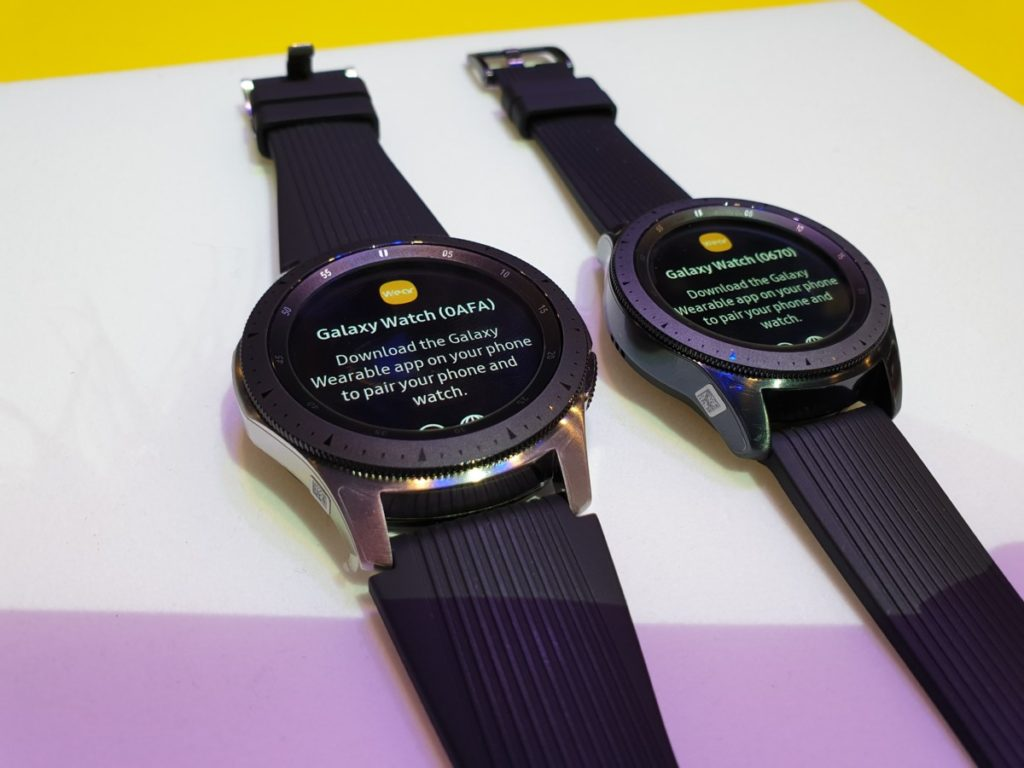 [Review] Samsung Galaxy Watch - Making Time 2