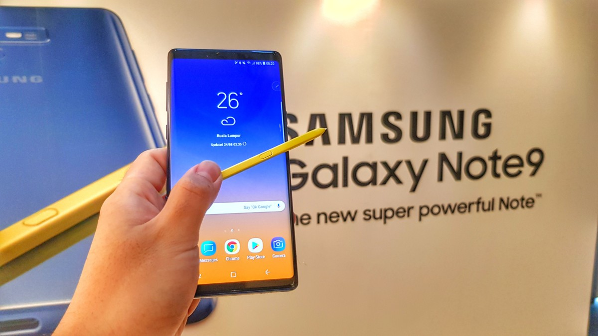 The Galaxy Note9 Chronicles - Everything You Need to Know In One Place 8