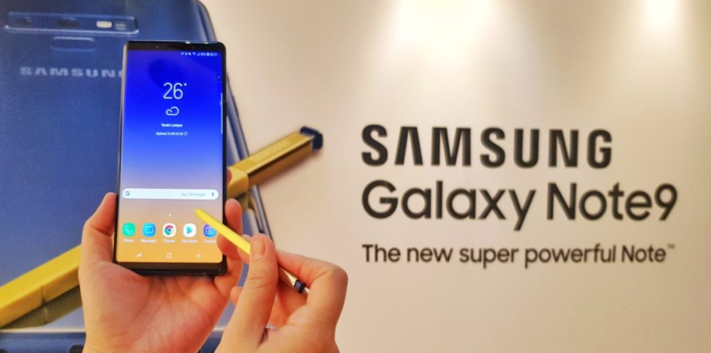 5 Critical Reasons Why the Galaxy Note9 Is The Ultimate Business Phone 2