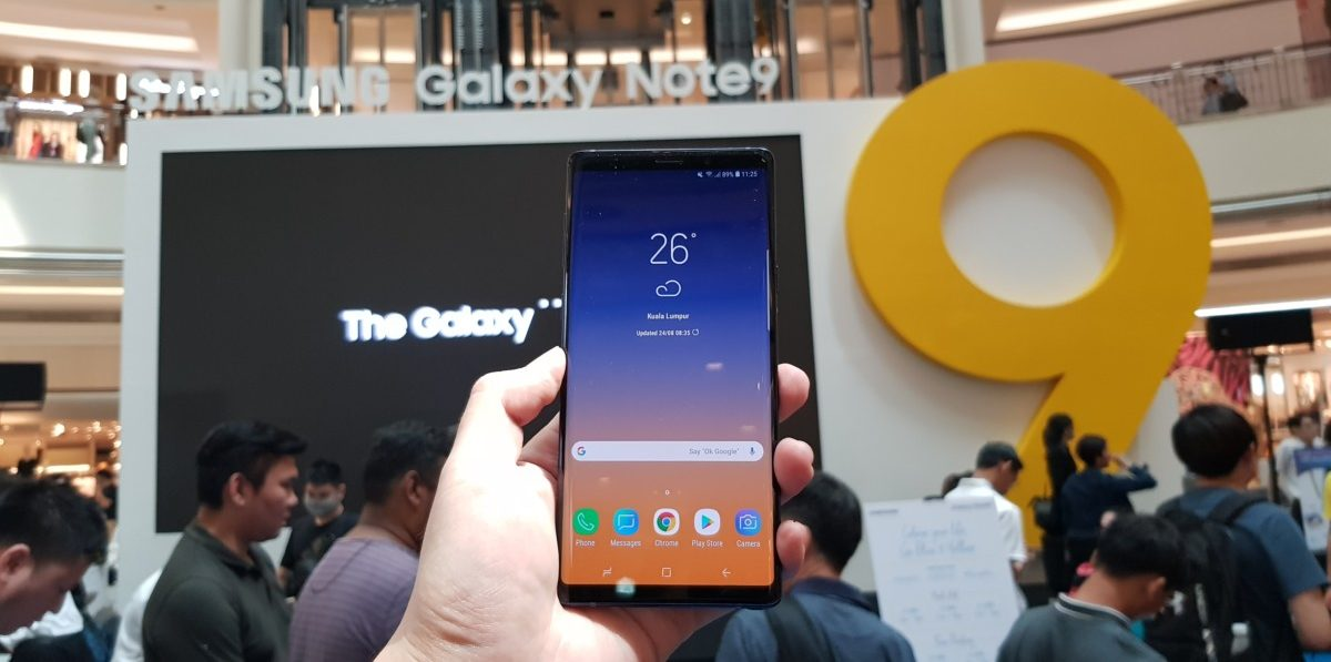 The Galaxy Note9 Chronicles - Everything You Need to Know In One Place 11