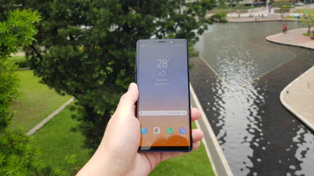 Samsung Galaxy Note9 review - Redefining Excellence 1