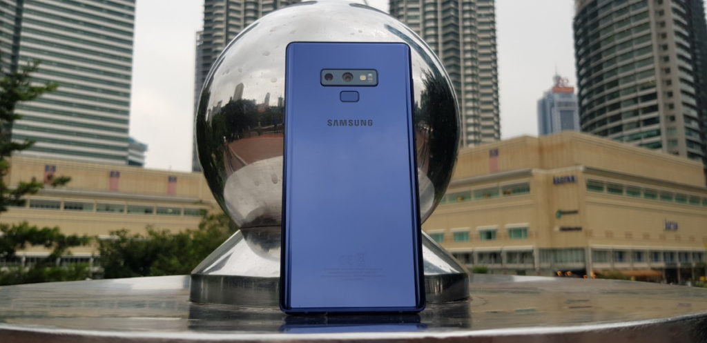 Samsung Galaxy Note9 review - Redefining Excellence 2