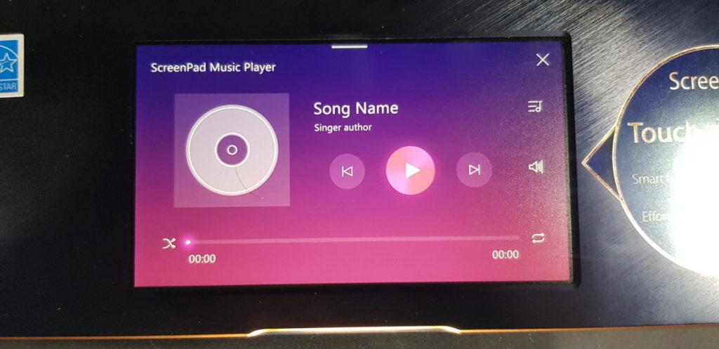 [Review] Asus Zenbook Pro 15 UX580G-EE2030T - ScreenPad Sensation 13