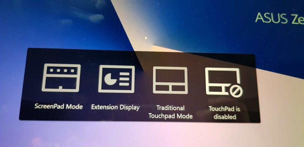 [Review] Asus Zenbook Pro 15 UX580G-EE2030T - ScreenPad Sensation 9