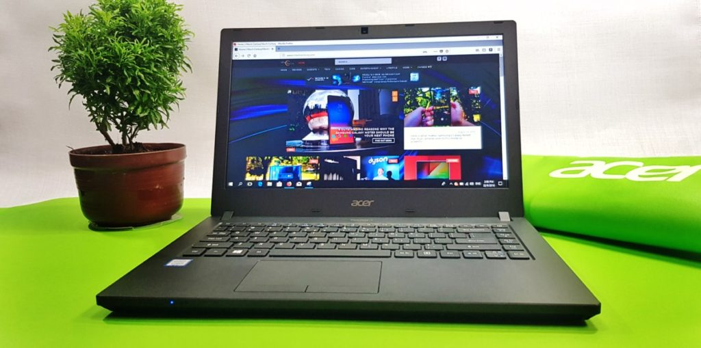 Acer TravelMate P2410-G2-M Laptop Review - All Business Performer 6