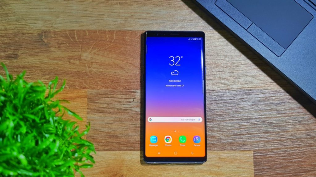 Everything you need to know about the Galaxy Note9 now in video 2