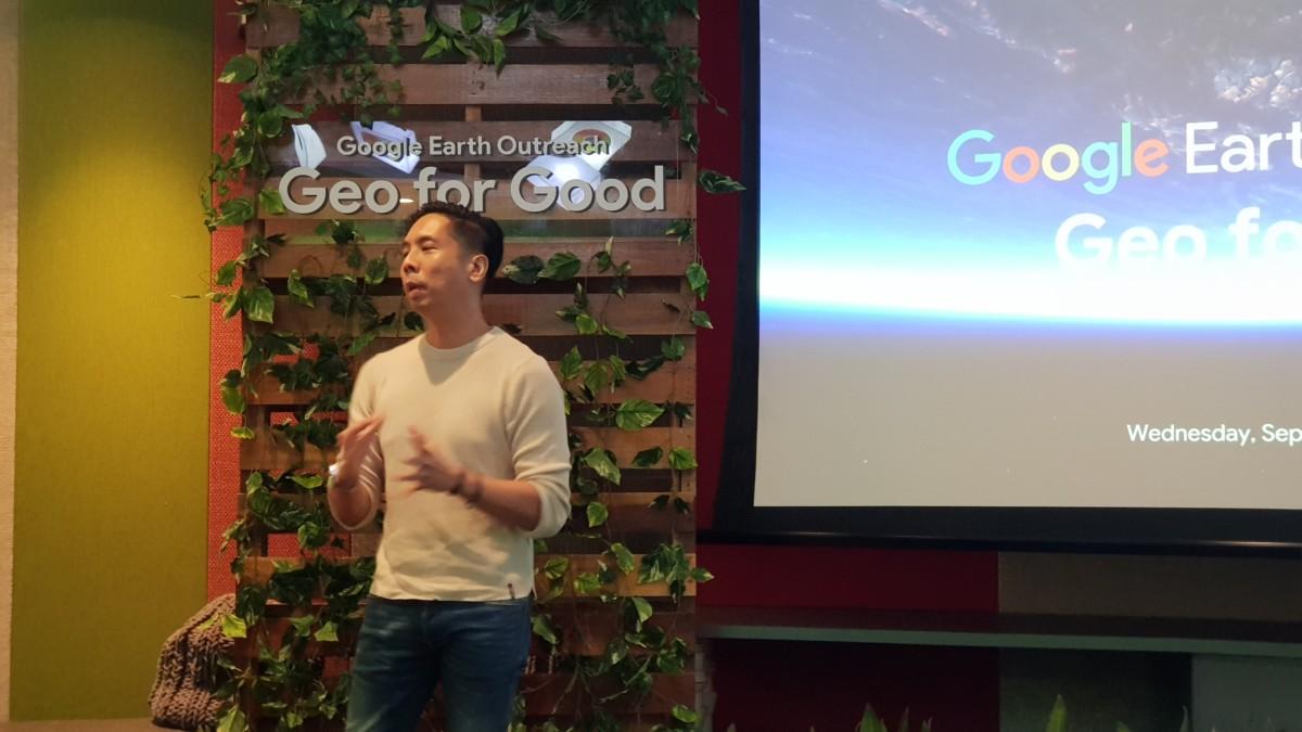 Zefri Yusof, Manager, Communications and Public Affairs with Google Malaysia