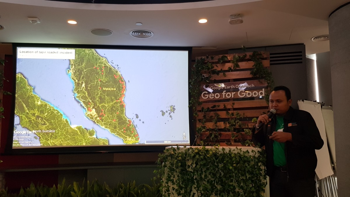 NGOs share stories of positive change with Google Earth Outreach programme 2