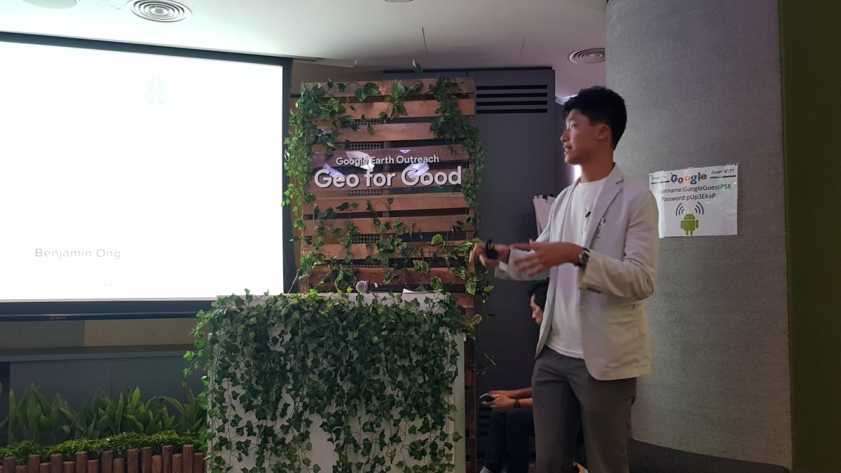 NGOs share stories of positive change with Google Earth Outreach programme 3