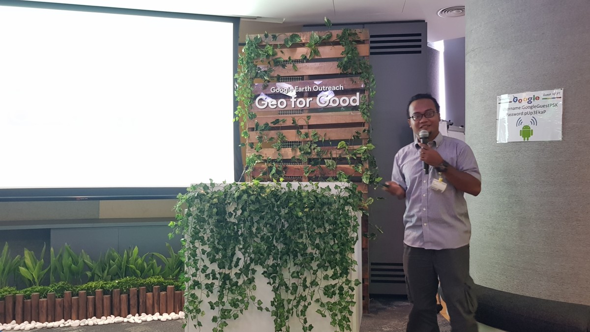 NGOs share stories of positive change with Google Earth Outreach programme 4