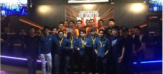 BenQ ZOWIE lauds team FrostFire as they advance to the next leg of eXTREMESLAND CS:GO Asia Open 2018 11