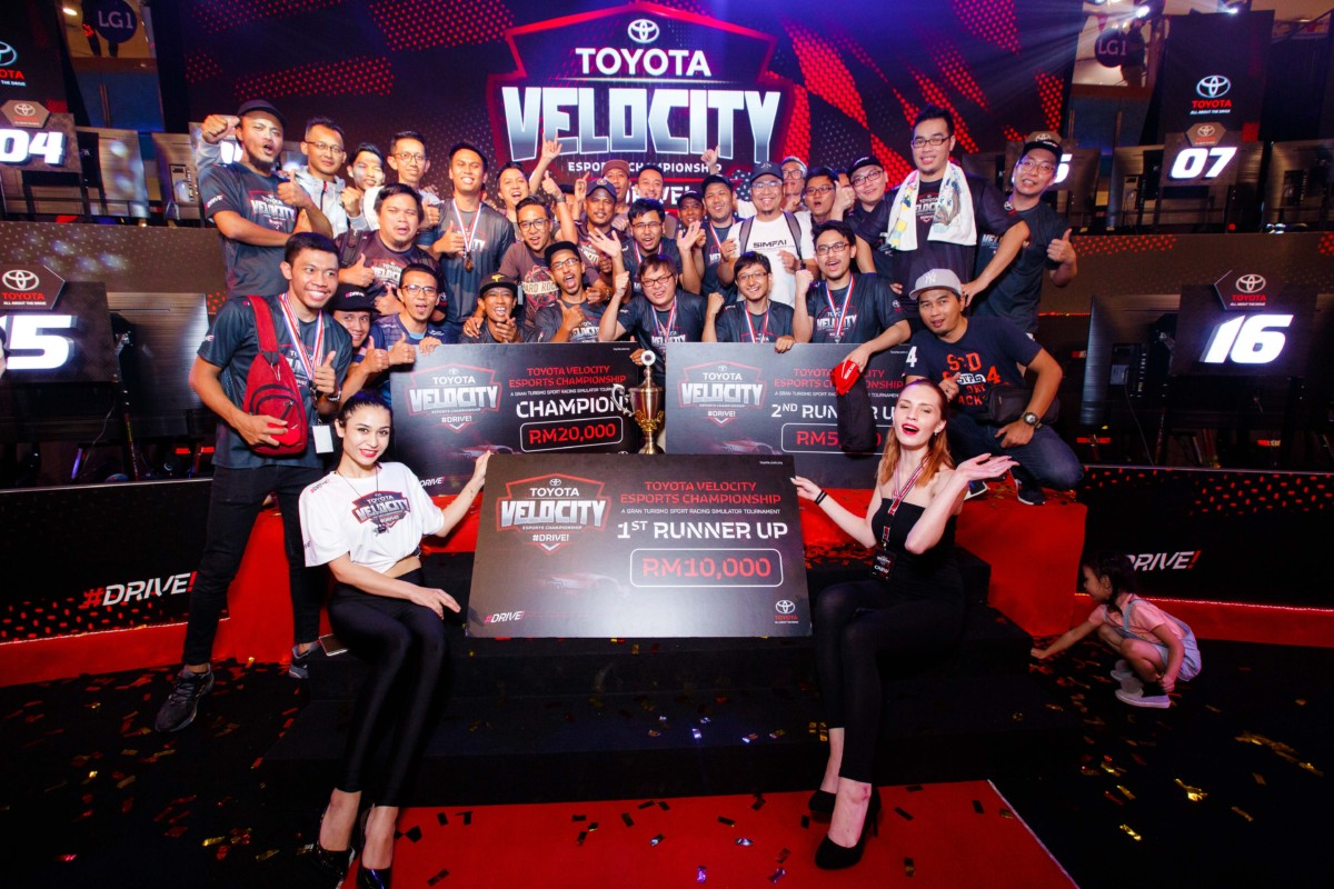 Toyota Velocity Esports championship crowns a new champion 2