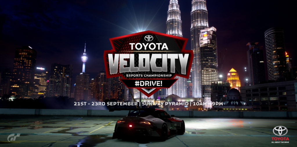 Toyota announces foray into eSports with Toyota Velocity Esports Championship 9