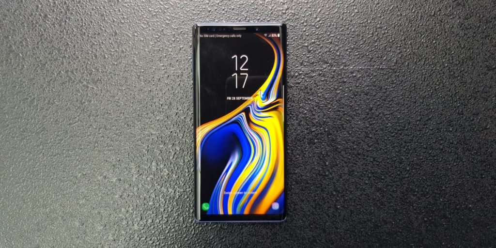 You can get the Samsung Galaxy Note9 with a RM400 rebate for a limited time 1