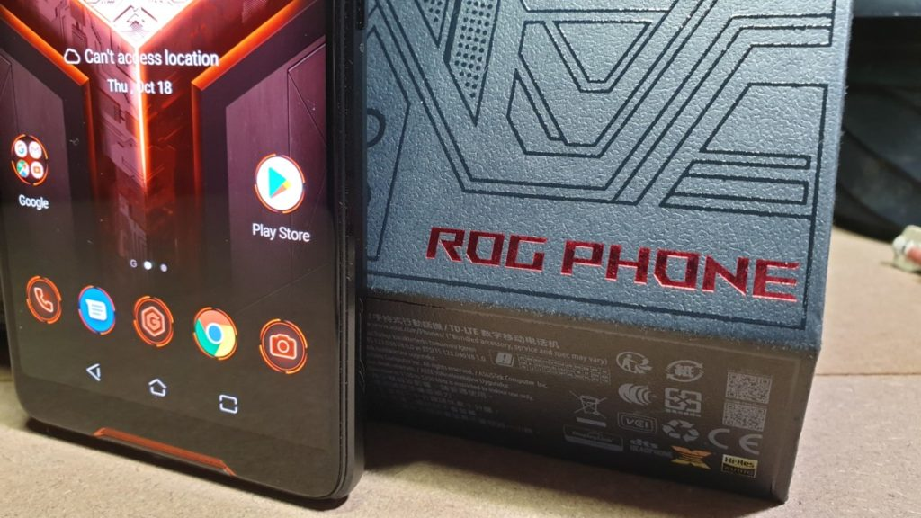 [Review] Asus ROG Phone - The Game Changer Is Here 8