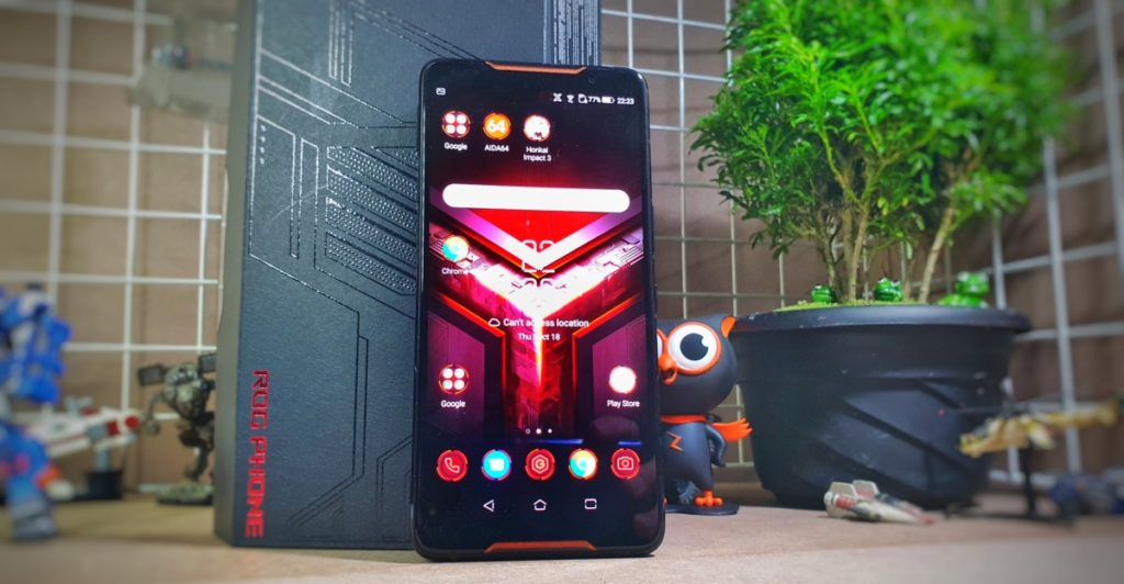 [Review] Asus ROG Phone - The Game Changer Is Here 1
