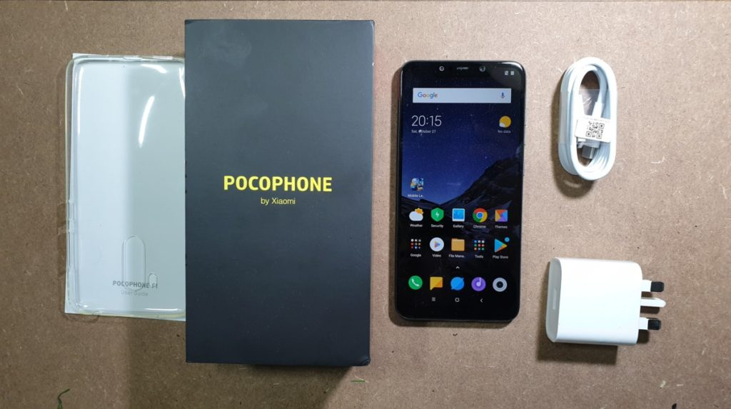 [Review] Xiaomi Pocophone F1 - Redefining Value 2
