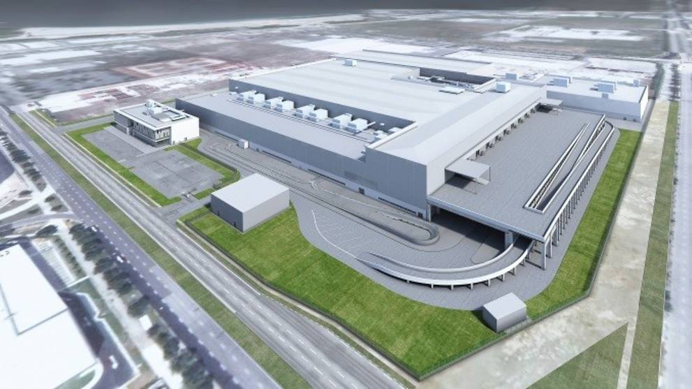 Dyson electric car manufacturing plant to open in Singapore 1