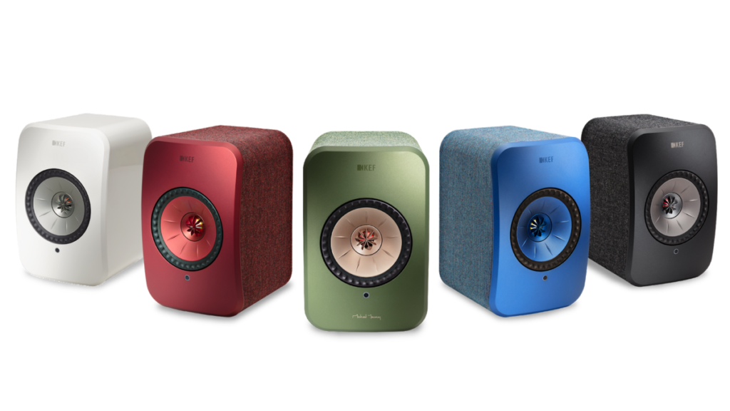 These LSX stereo wireless speakers aim to colour up your life 9