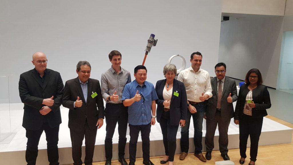 The official opening of the Dyson Malaysia Development Centre saw representatives from the British and Malaysian government gracing the event