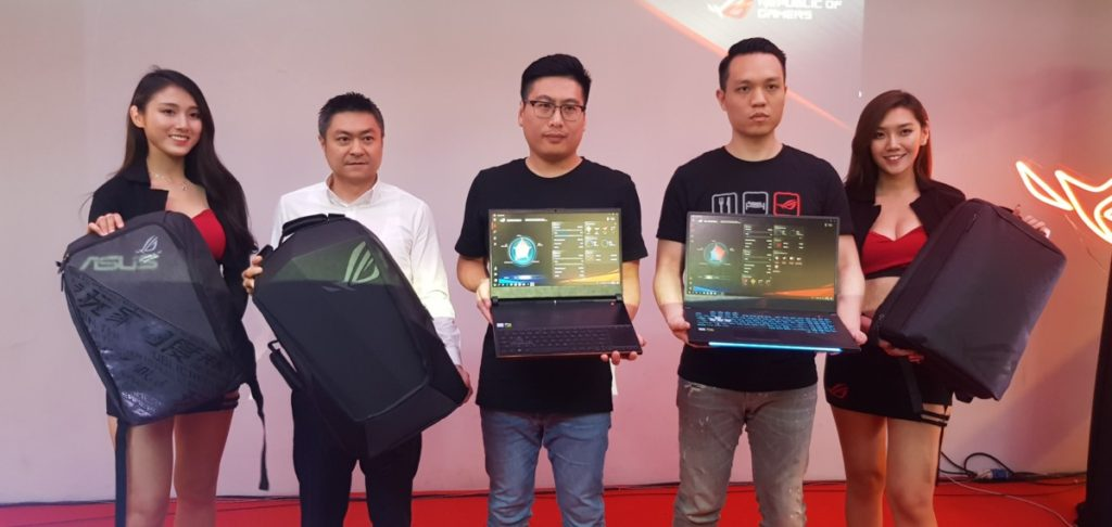 Asus Republic of Gamers Zephyrus S GX531 gaming notebook is the world's slimmest gaming notebook 31