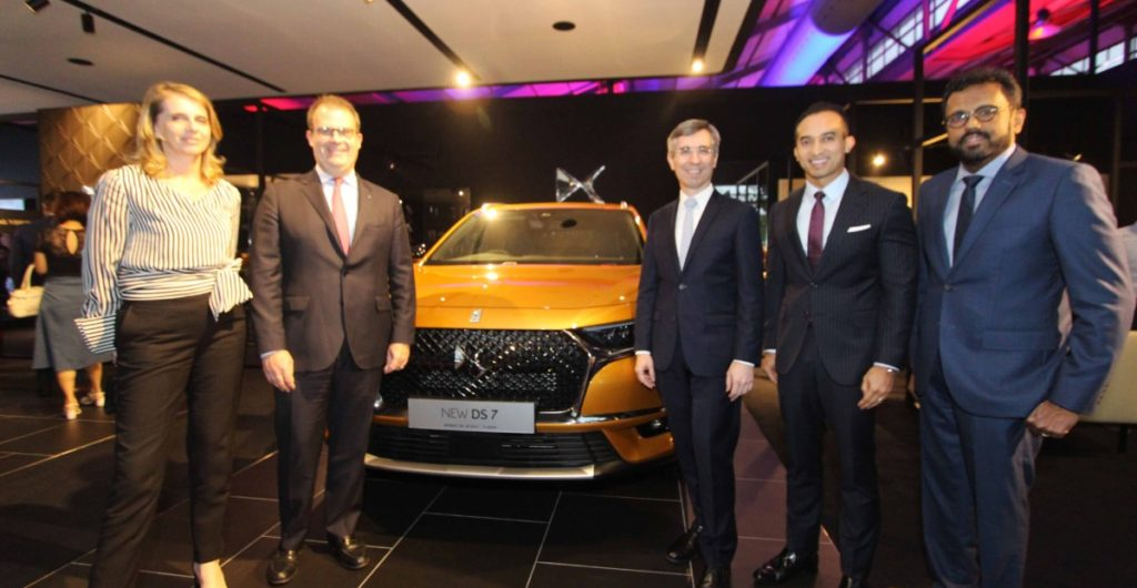 Malaysia's first DS Automobiles flagship store opens in Malaysia 1