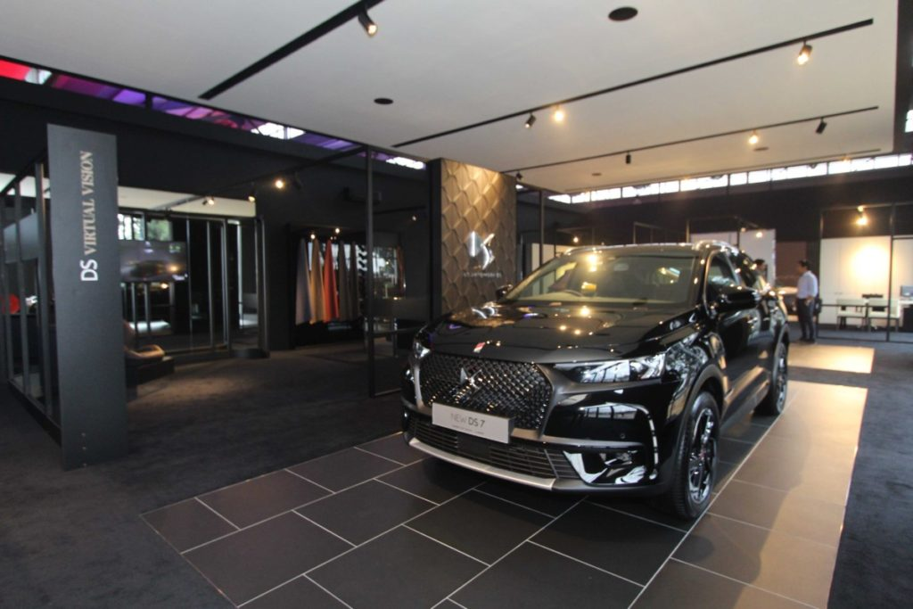 Malaysia's first DS Automobiles flagship store opens in Malaysia 2