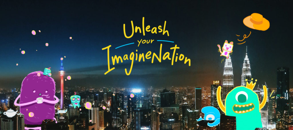 Unleash your ImagineNation and win the Galaxy Note9 8