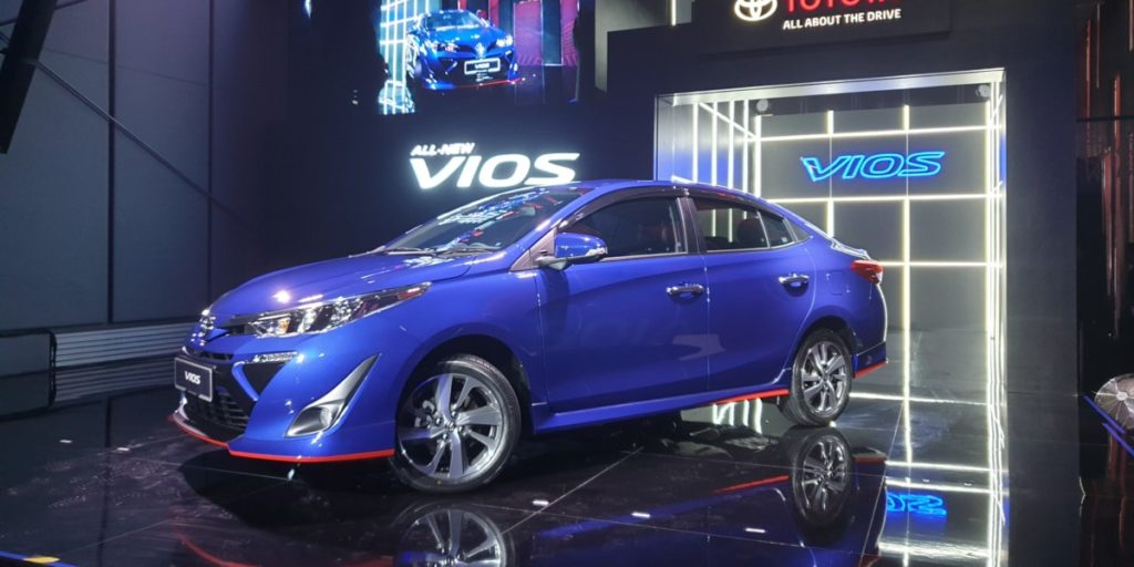All-new Toyota Vios lands in Malaysia in style and an awesome music video 1