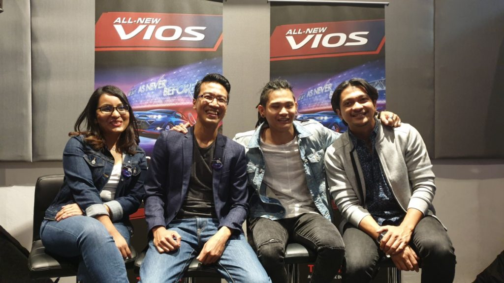 All-new Toyota Vios lands in Malaysia in style and an awesome music video 2