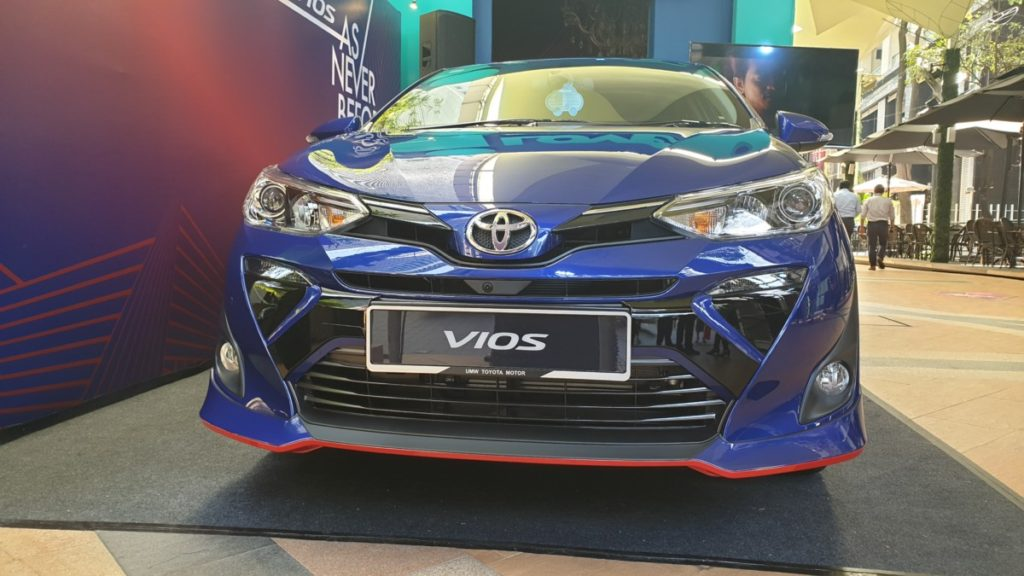 All-new Toyota Vios lands in Malaysia in style and an awesome music video 3