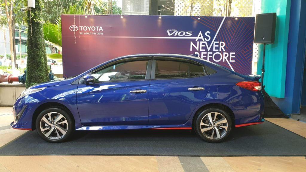 All-new Toyota Vios lands in Malaysia in style and an awesome music video 5
