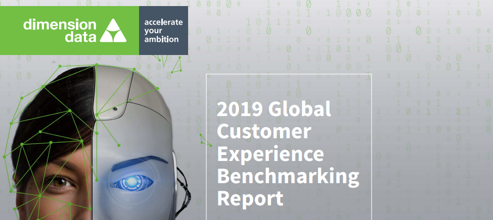 Dimension Data Benchmarking Report reveals challenges in Customer Experience disconnect 2