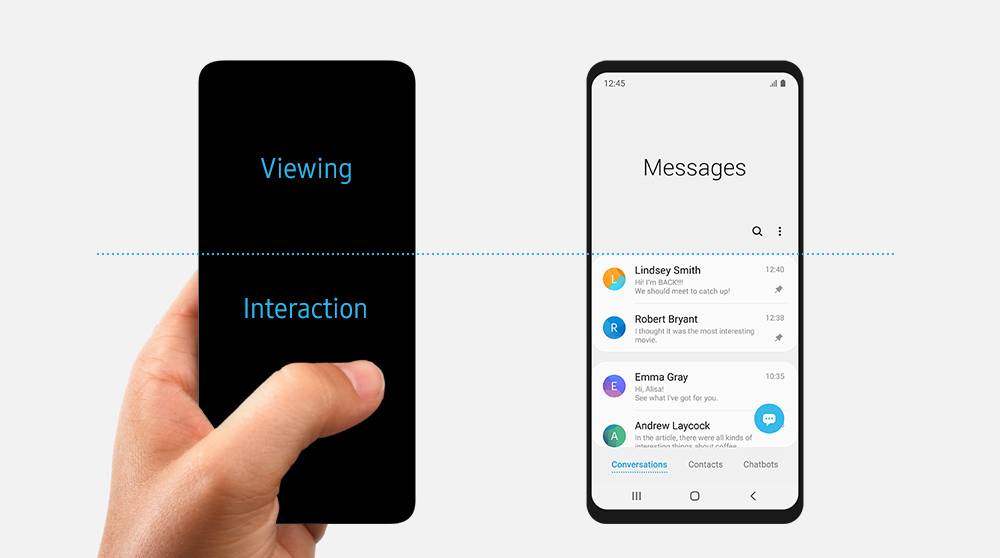 Samsung showcases the power of their new One UI user interface 14