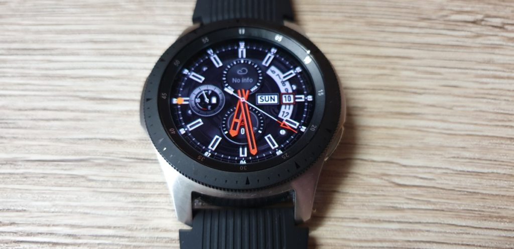 [Review] Samsung Galaxy Watch - Making Time 1