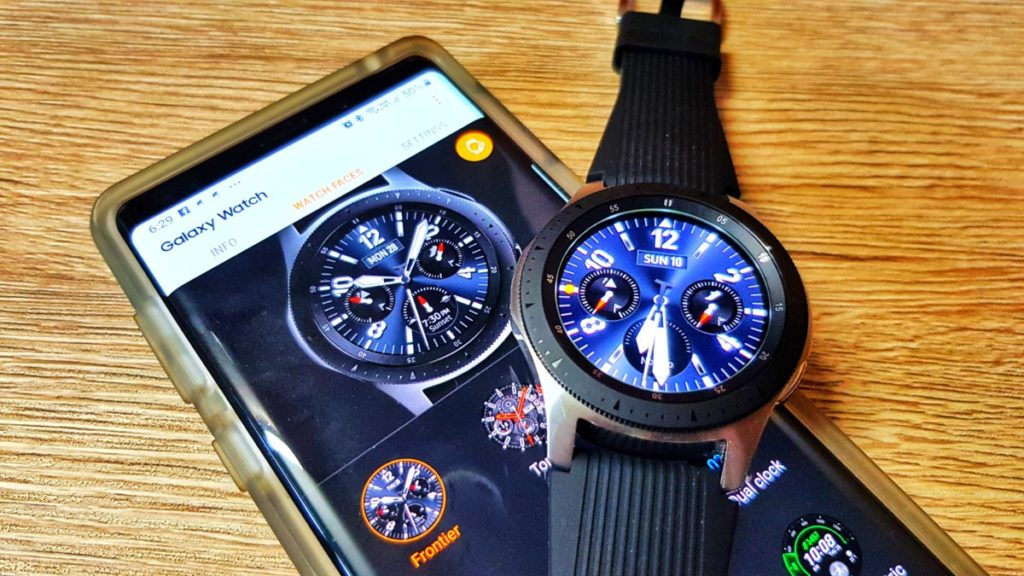 [Review] Samsung Galaxy Watch - Making Time 14