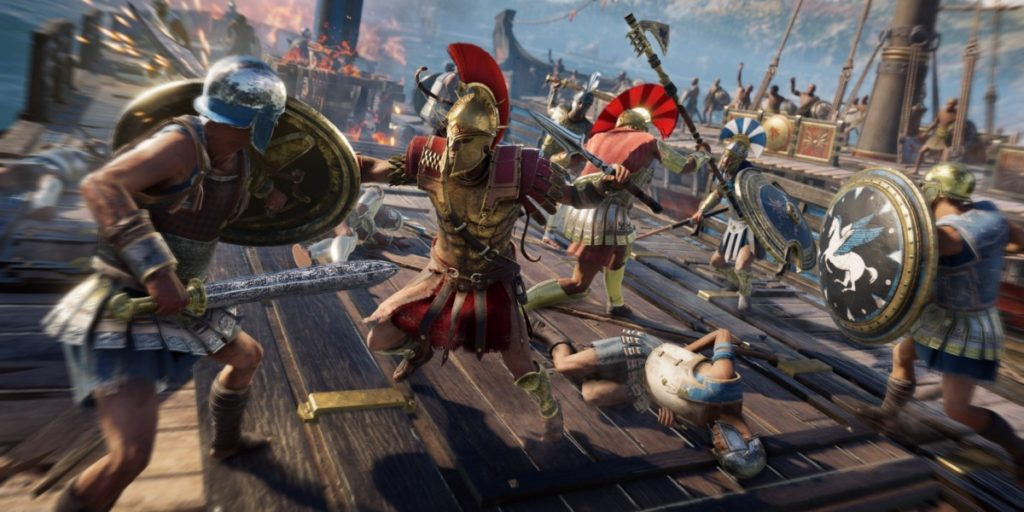 [Review[ Assassin's Creed Odyssey 4