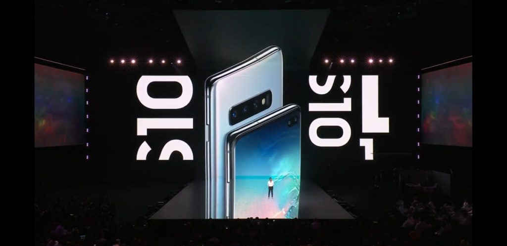 Galaxy S10 series phones revealed at Unpacked 2019 with Infinity-O displays, wireless Powershare charging and more 1