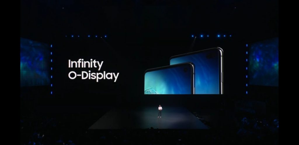 Galaxy S10 series phones revealed at Unpacked 2019 with Infinity-O displays, wireless Powershare charging and more 3