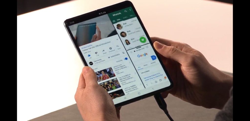 Malaysians will be able to order the phenomenal Galaxy Fold soon 6