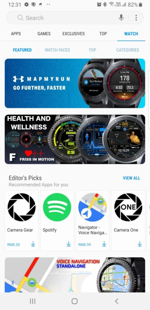 [Review] Samsung Galaxy Watch - Making Time 6