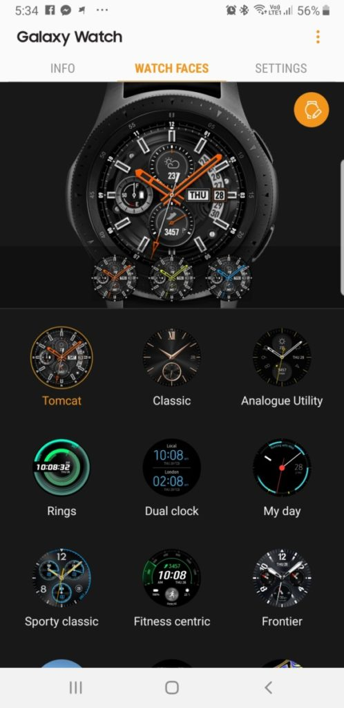 [Review] Samsung Galaxy Watch - Making Time 9