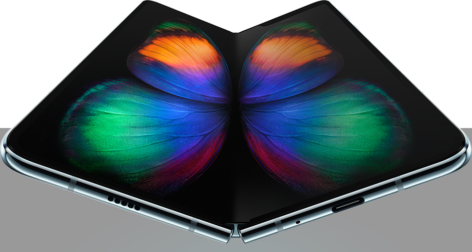 Samsung officially reveals the foldable Galaxy Fold 2