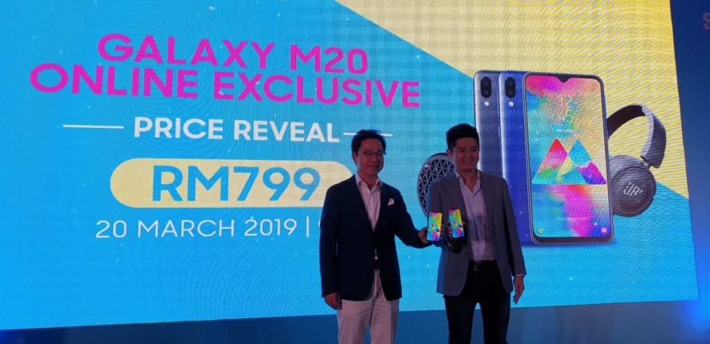 Samsung Galaxy M20 with massive 5,000mAh battery launched exclusively on Shopee 6