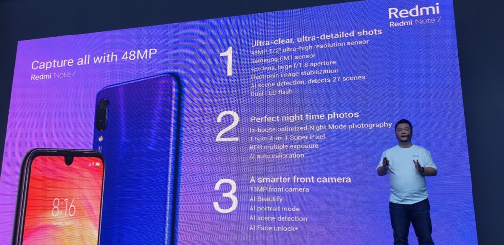 Xiaomi debuts Redmi Note 7 and Redmi 7in Malaysia with host of ecosystem devices 3