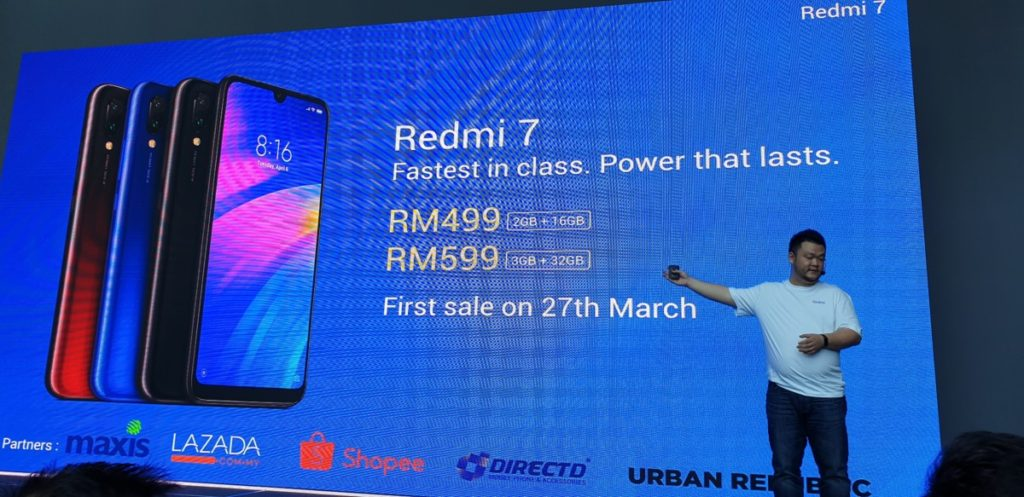 Xiaomi debuts Redmi Note 7 and Redmi 7in Malaysia with host of ecosystem devices 7