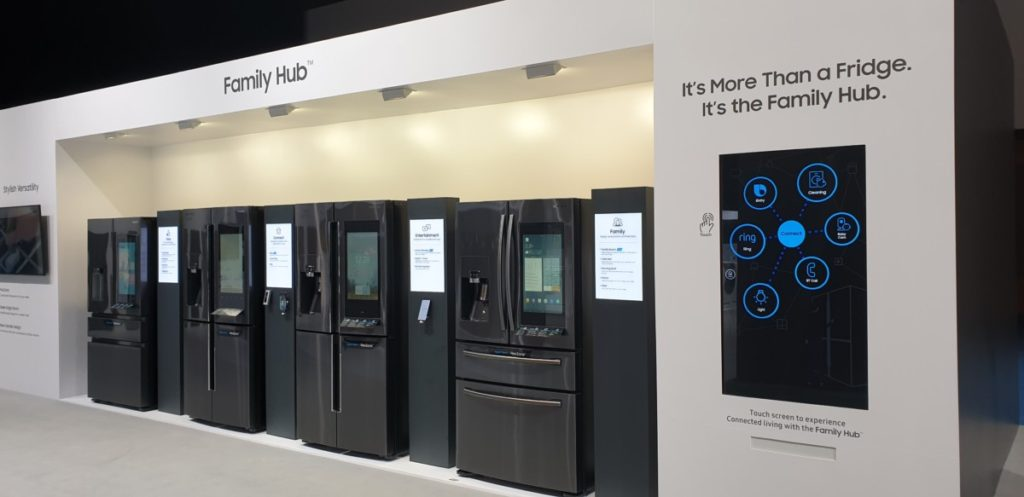 The new Samsung Family Hub fridge brings in AI and IoT to make it cool in more ways than one 1